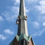 steeple masonry