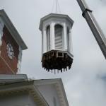 steeple restoration