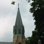 refurbished steeple