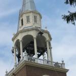 steeple advancement