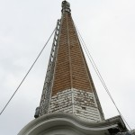 steeple replacement