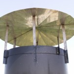 smokestack cap repair