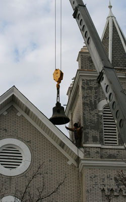 Bell Installation